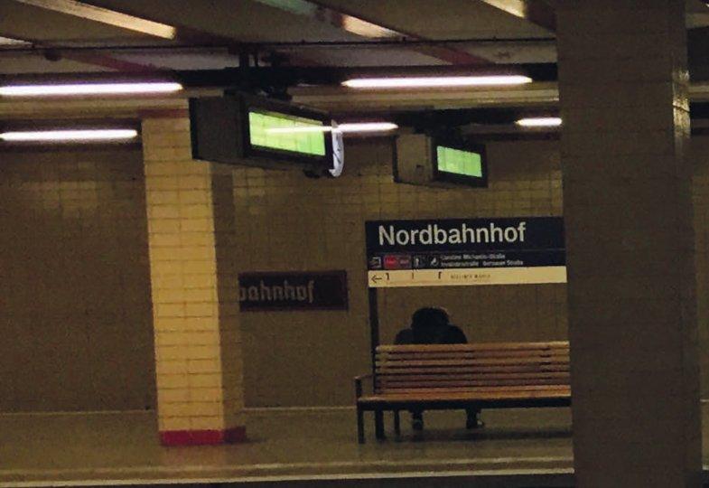 Mit der S-Bahn ins Reich Gottes