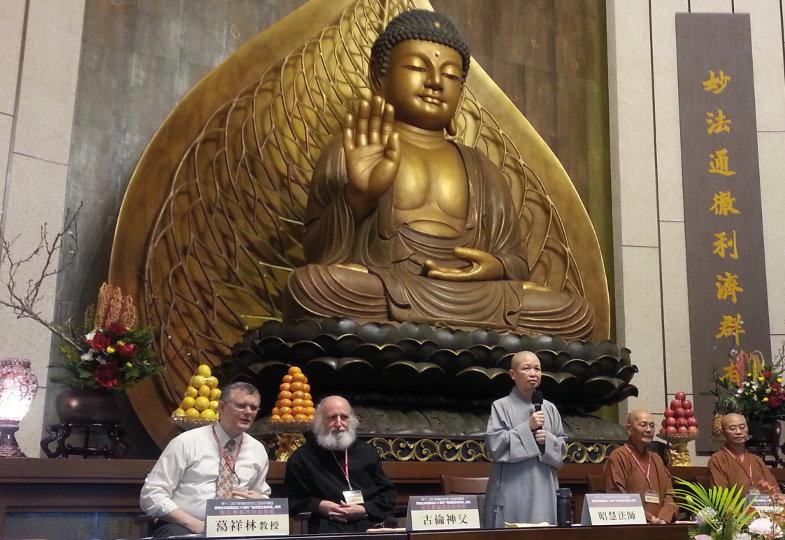 Pater Anselm unter Chinesen