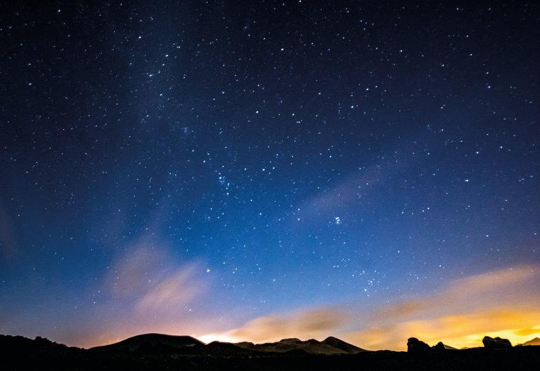 Unter den Sternen