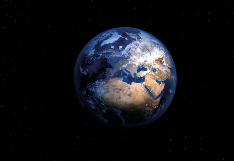 Wem gehört die Erde?