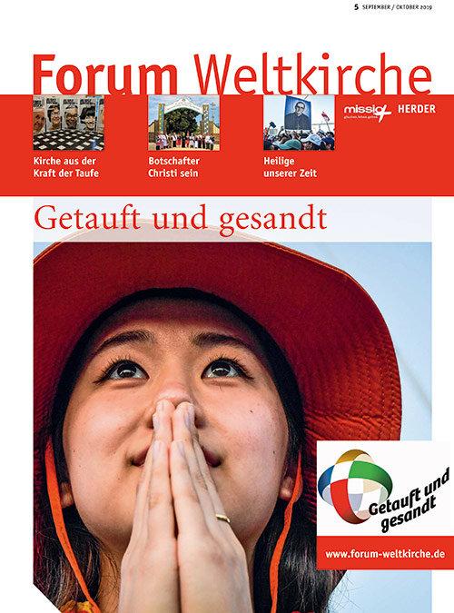 Forum Weltkirche 5/2019