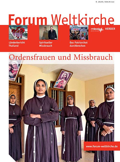 Forum Weltkirche 1/2020