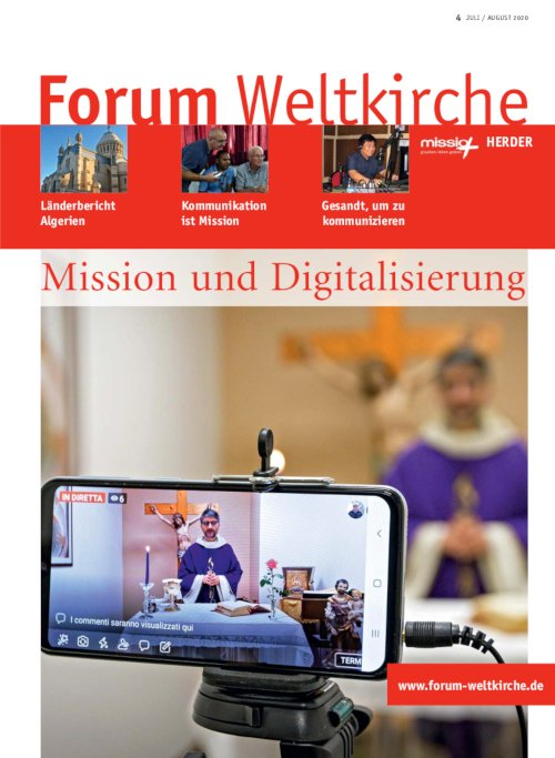 Forum Weltkirche 4/2020