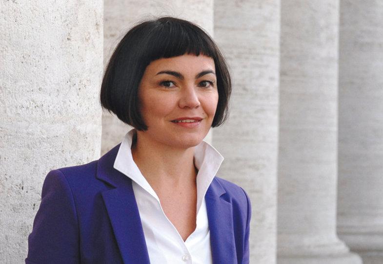 Gudrun Sailer, Redaktion Gemeinsam Glauben