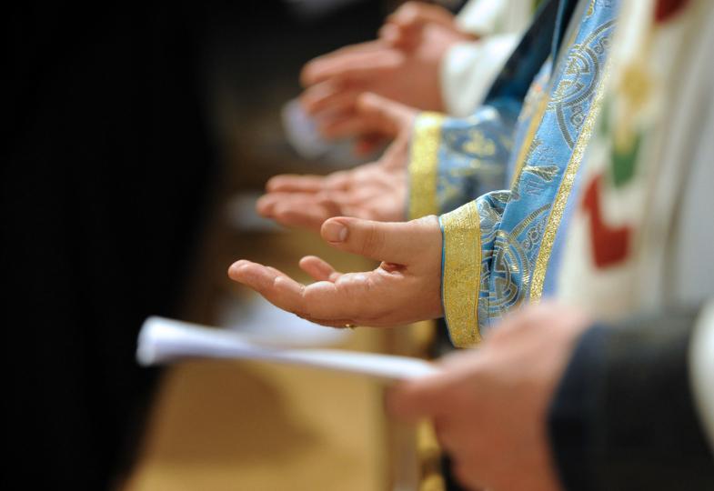 Gebet für die Einheit der Christen