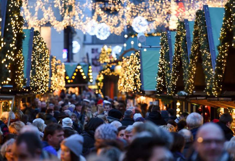 Droht das religiöse Potential von Weihnachten im Kaufrausch unterzugehen?