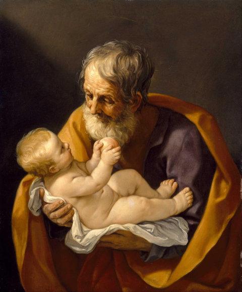 Guido Reni, Josef von Nazaret