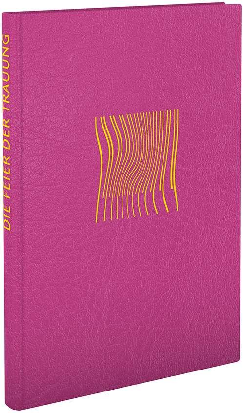 Cover Neuauflage Die Feier der Trauung