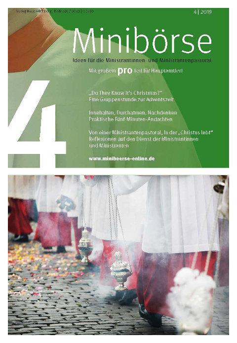 Cover Minibörse, Heft 472019