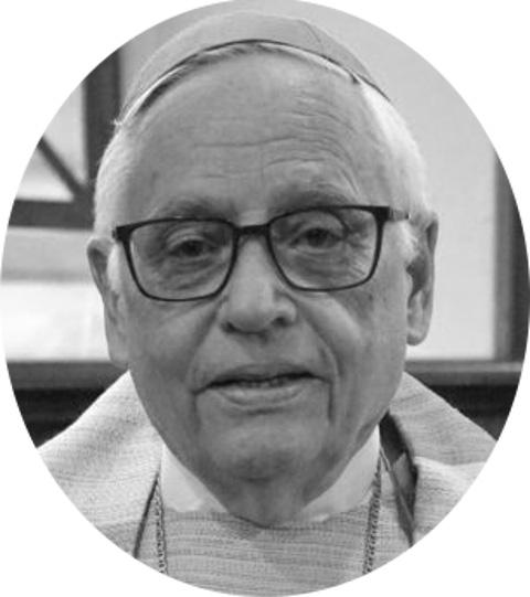 Weihbischof Dr. Paul Vollmar (1934–2021)