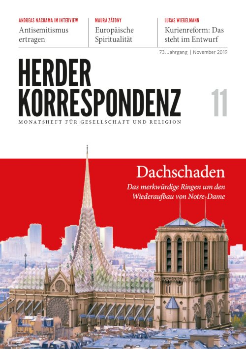 Herder Korrespondenz 11/2019