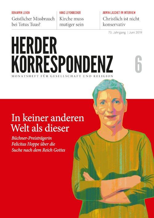 Herder Korrespondenz