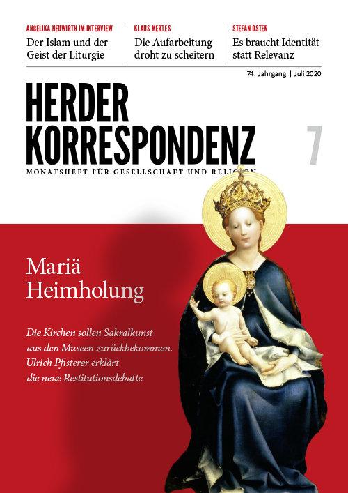 Herder Korrespondenz 7/2020