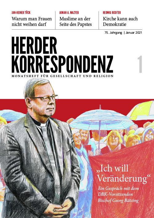 Herder Korrespondenz 1/2021
