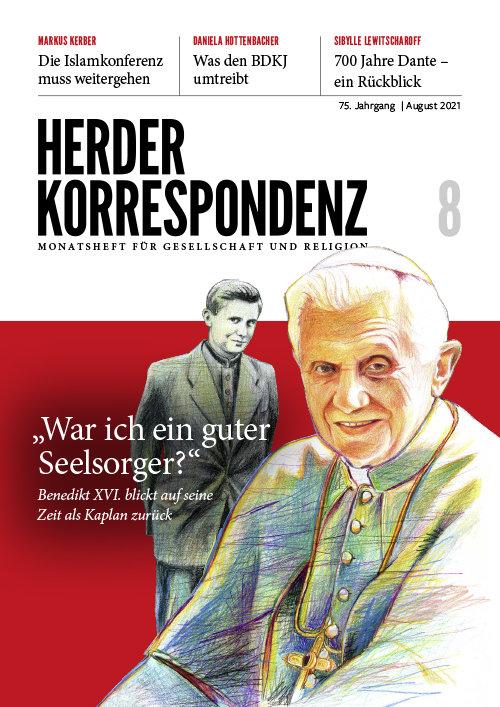 Herder Korrespondenz 75. Jahrgang (2021) Nr. 8/2021
