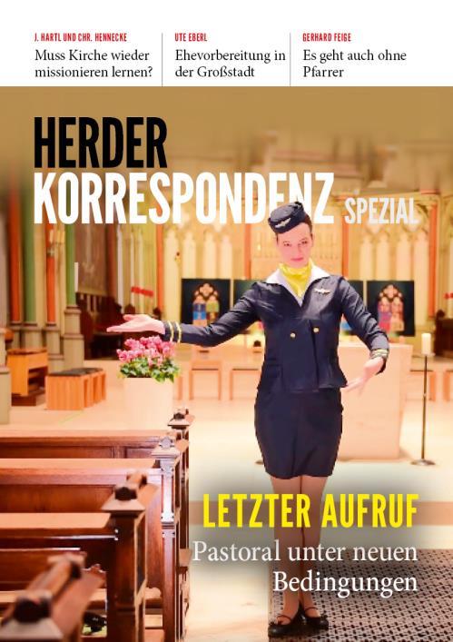 Herder Korrespondenz Nr. S2/2019