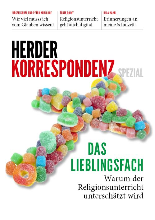 Herder Korrespondenz Nr. S1/2021