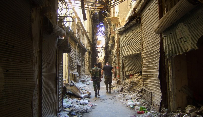 Aleppo in Syrien: Keine Waffenruhe