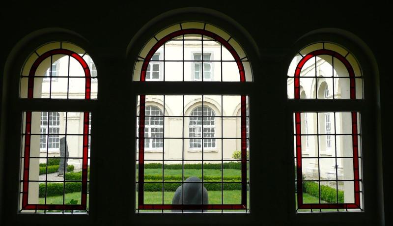 Kloster - Ort des Willkommens