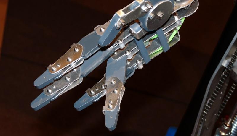 Transhumanismus - Mensch als Roboter