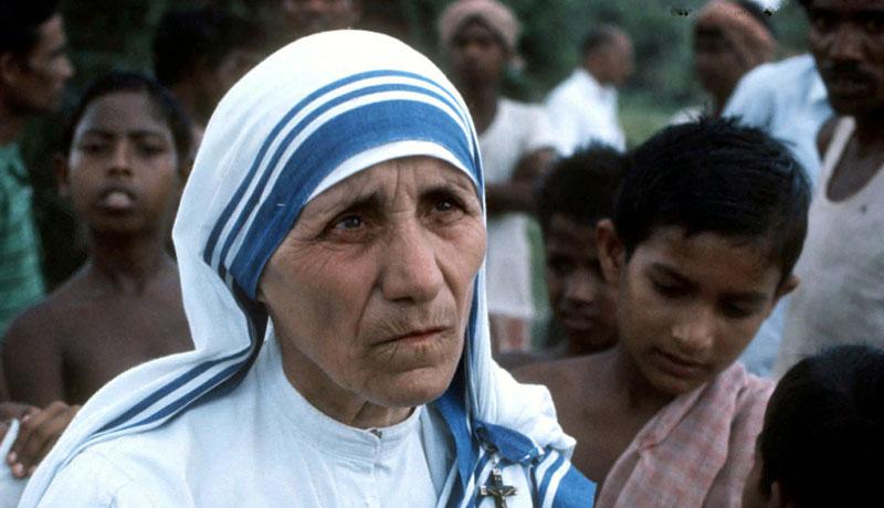 Mutter Teresa, der