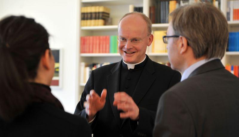 Franz-Josef Overbeck: Freiheit zur Theologie