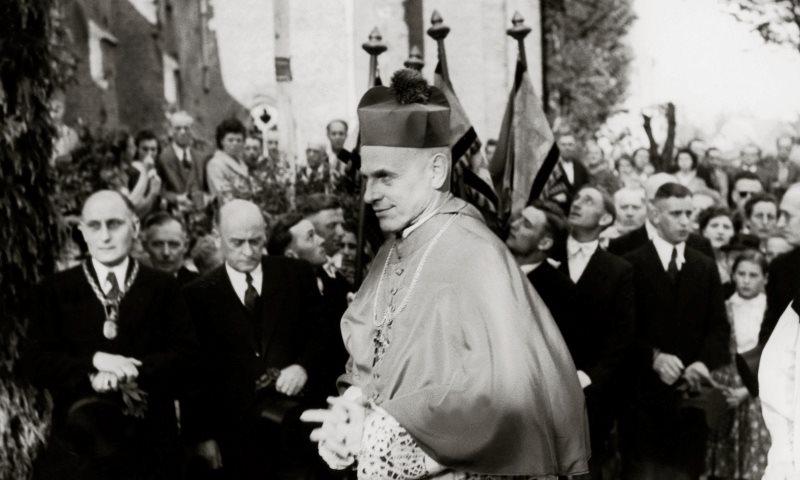 Der Münsteraner Bischof Michael Keller