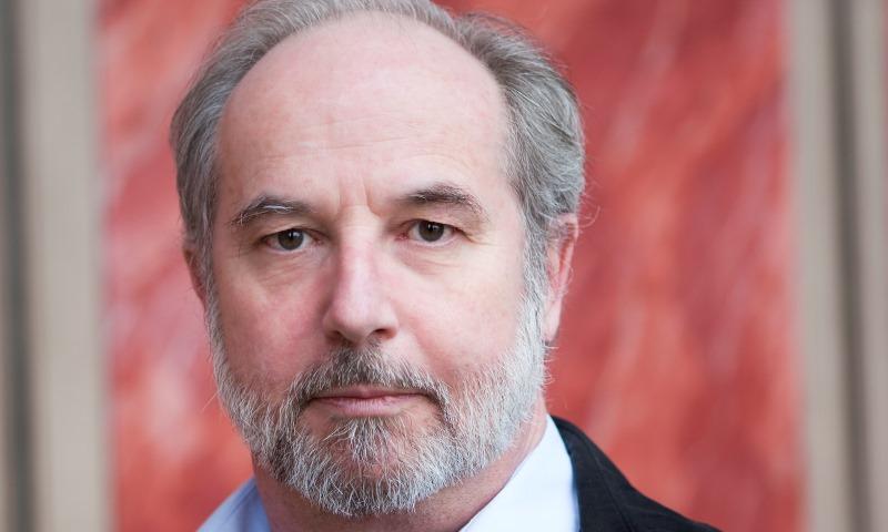 Schriftsteller Thomas Hürlimann