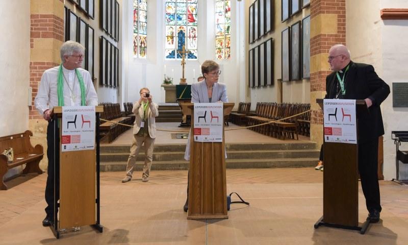 Katholikentag: Zur Debattenkultur in Theologie und Kirche