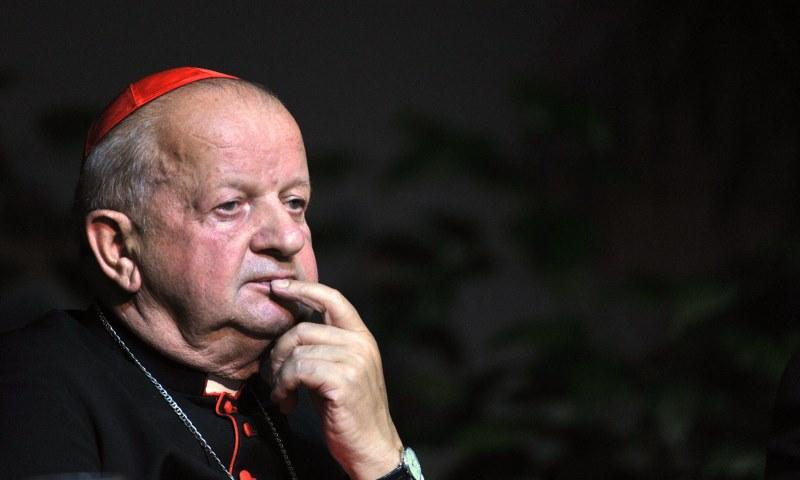 Kardinal Stanisław Dziwisz ist Gastgeber des Weltjugendtags Krakau