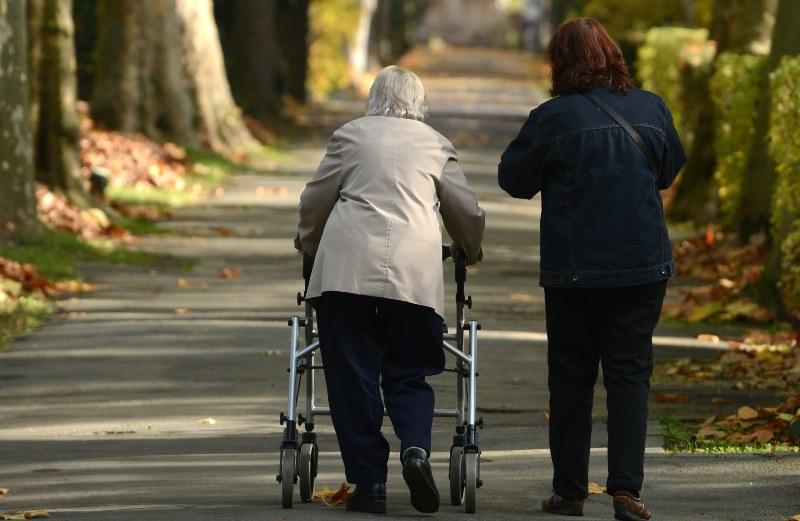 Rentner müssen in Zukunft um Absicherung bangen