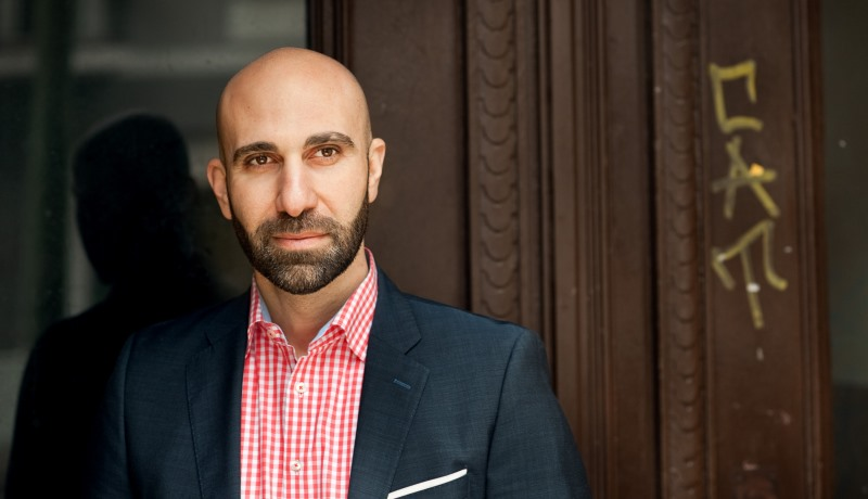 Gespräch mit dem Psychologen Ahmad Mansour