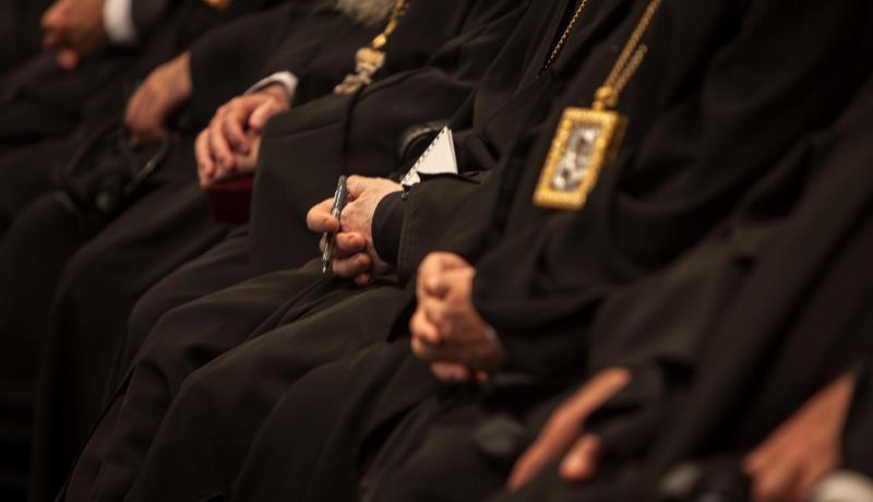 Orthodoxie: Konzil von Kreta endet in Uneinigkeit