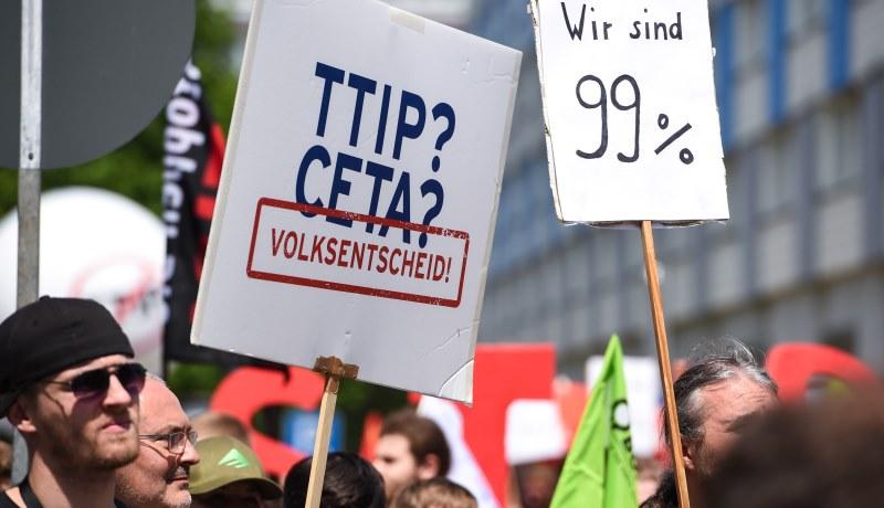 Kritik an TTIP: auch von der Deutschen Bischofskonferenz