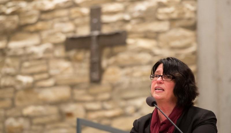 Gabriele Gien - neue Präsidentin der Katholischen Universität Eichstätt