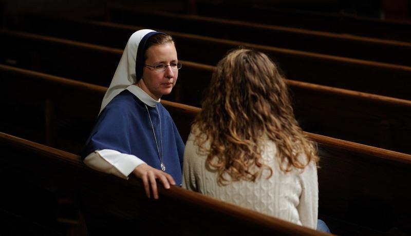 Seelsorge in der katholischen Kirche