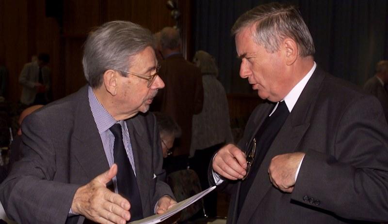 Ernst Ludwig Ehrlich und Hellmut Puschmann