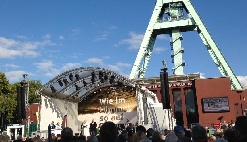 Ökumenisches Fest in Bochum