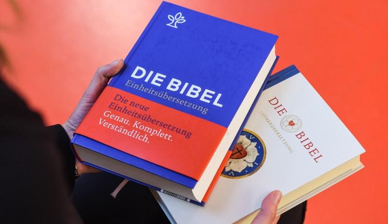 Neue Einheitsübersetzung der Bibel