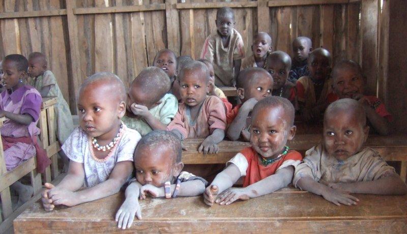 Entwicklungshilfe durch Bildung