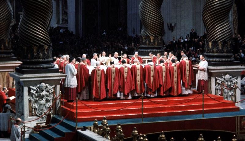 Zweites Vatikanisches Konzil: Liturgiereform