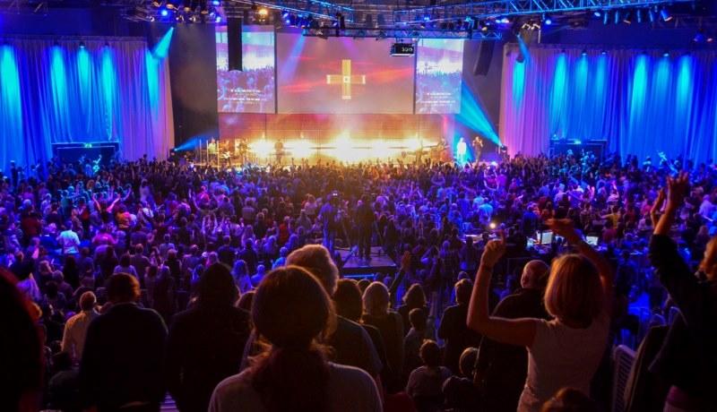 Konferenz des katholisch-charismatischen Gebetshauses