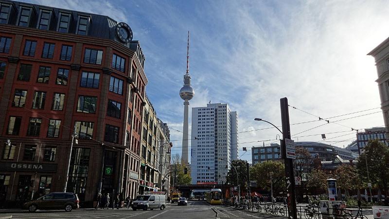 Berlin am Hackeschen Markt