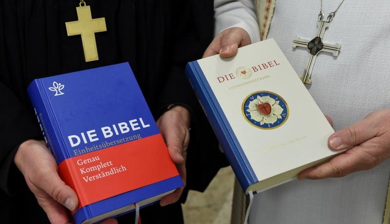 Die neuen Bibelübersetzungen