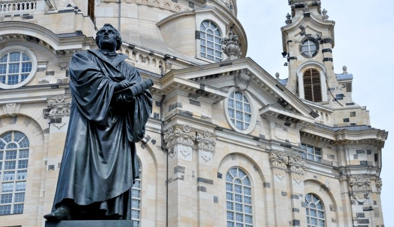 Luther-Statue