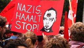 Anti-Nazi-Demo