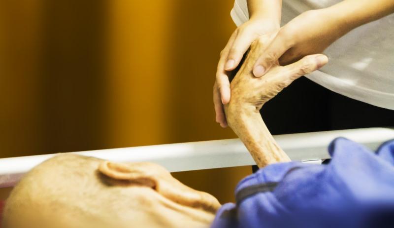 Pflege im Hospiz