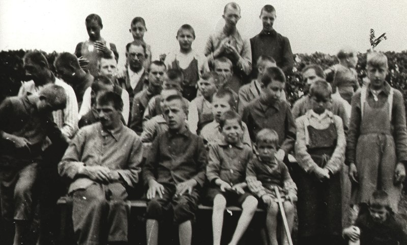 Katholische Behindertenanstalt während der NS-Zeit