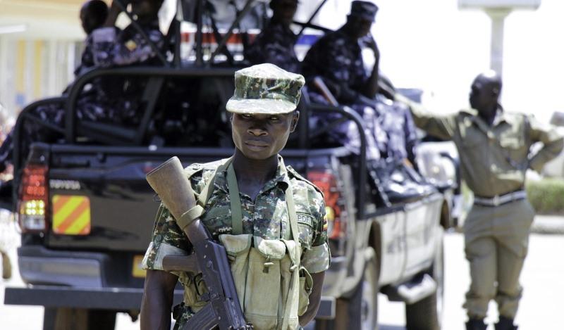 Afrikanisches Militär