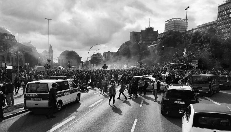G20-Demonstrationen